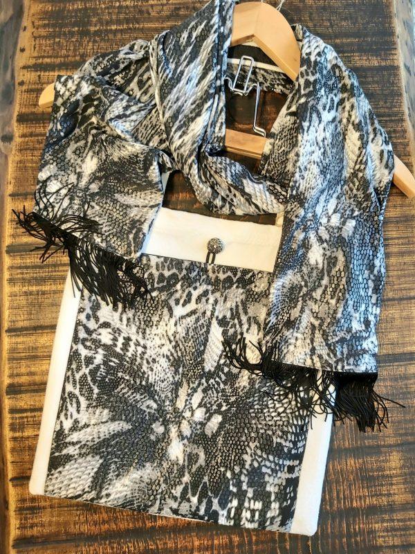 Duo écaille blanc et noir 59,95$ Shipping 7,95$