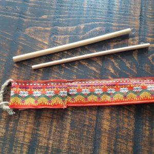 Kit Pailles Réutilisables en Bambou