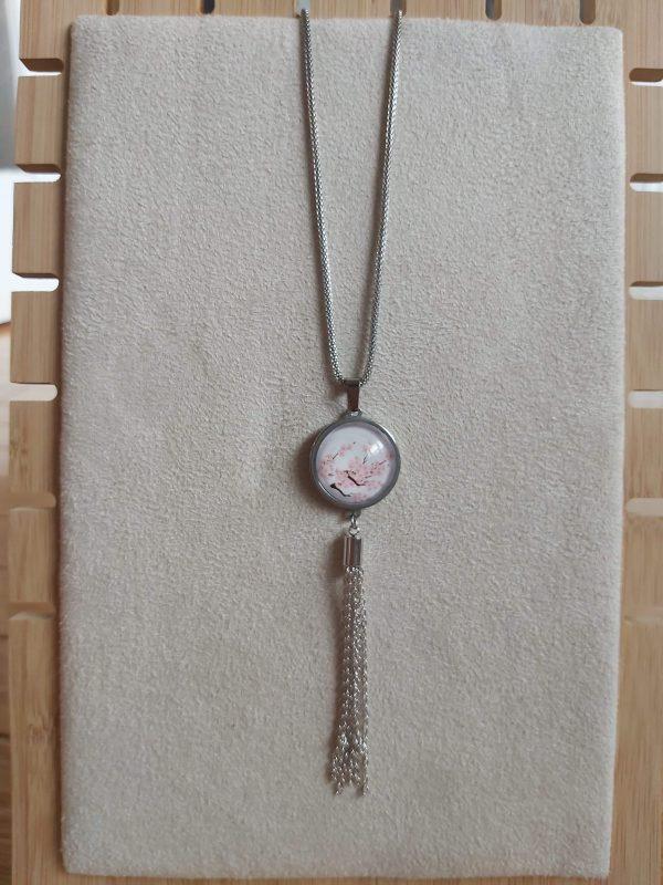 collier long Le Cerisier