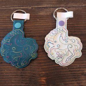 portes-clés licorne