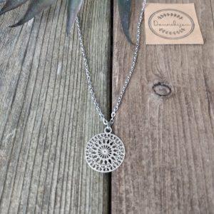 Chaine Fleur-Mandala