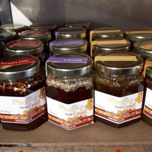 miel 100% naturel