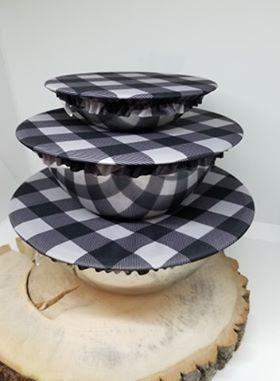 couvres-bols réutilisables