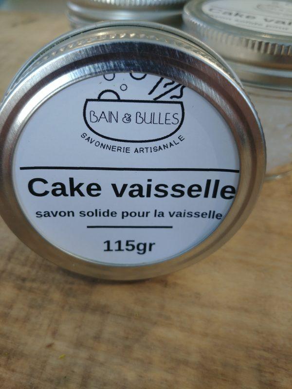 Cake à vaisselles