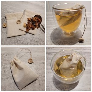 Pochettes de thé/tisane
