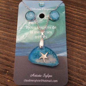 Bijoux étoile de mer