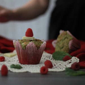 muffins framboises Boutique Passion Écolo